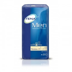 TENA MEN NIVEAU  2 (x20)