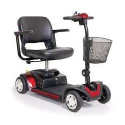 Scooter électrique Buzzaround 4 roues MEDTRADE