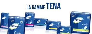 La gamme Tena - Comptoir du Sénior